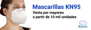 Mascarillas KN95 por mayoreo